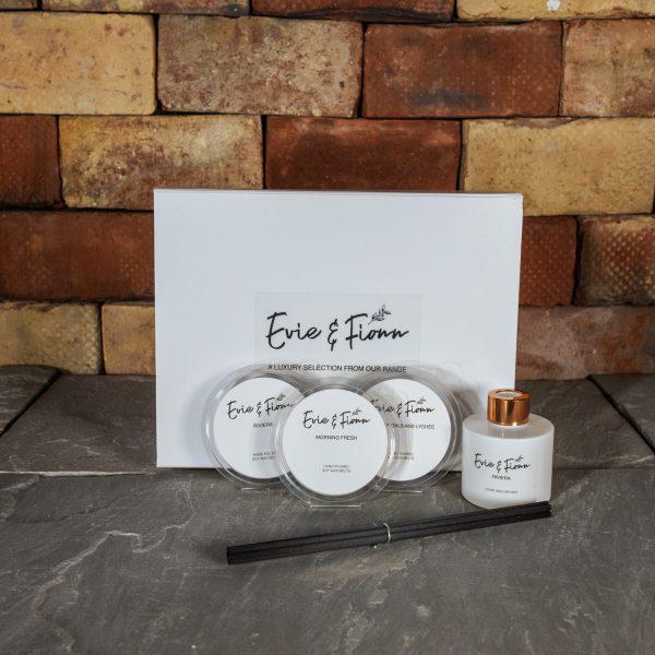 Luxury Flameless Gift Set